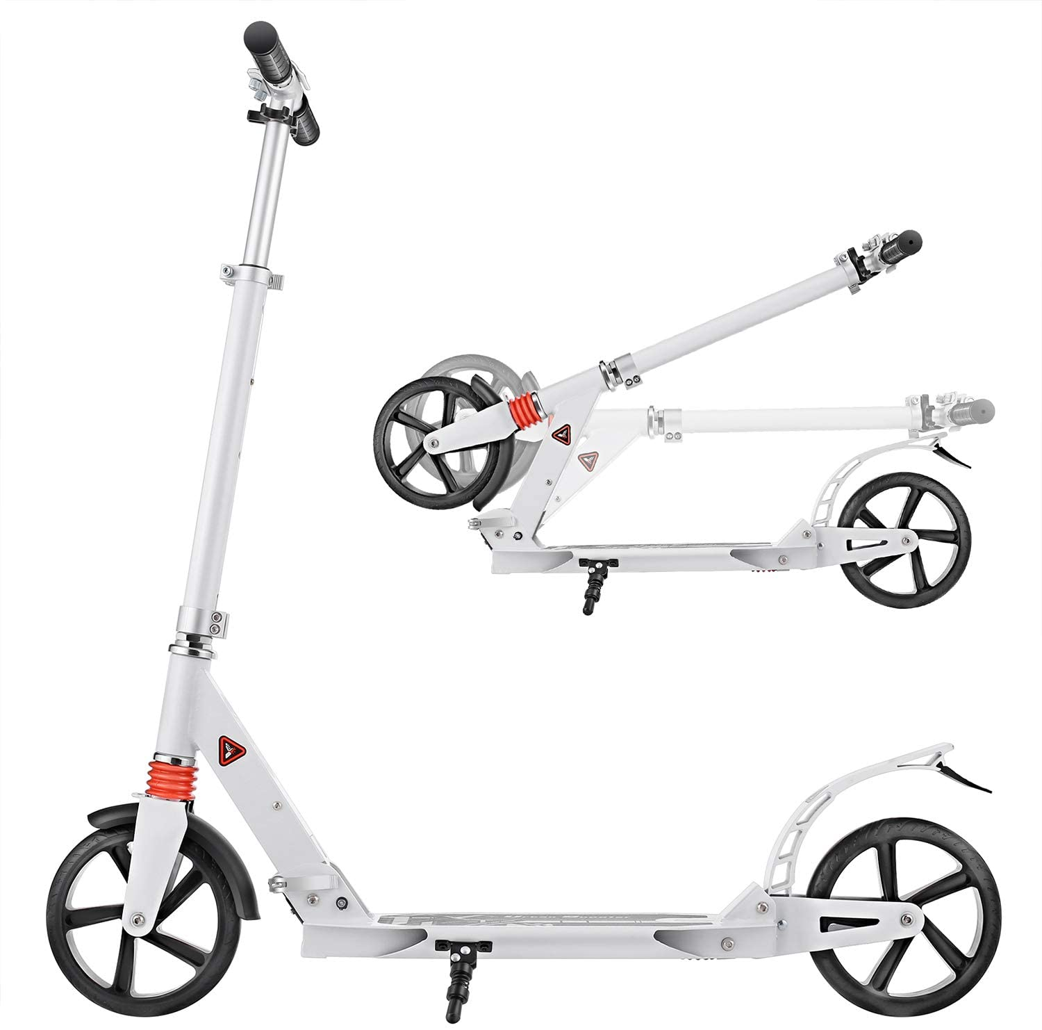 trottinette freestyle pliable